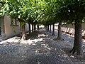 Alley. - Iskola St., Cegléd, Hungary.JPG