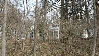 National Register of Historic Places listings in Jefferson County, Kentucky - Image: Allison Barrickman House