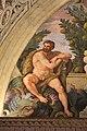 Allori, lunetta del giardino delle esperidi (fortuna che segue la virtù), 1578-82 ca. 02 ercole.JPG