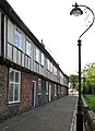 Almshouses south of St Augustine's church - geograph.org.uk - 2103689.jpg
