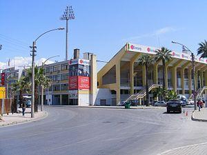 İzmir Alsancak Stadium - Image: Alsancak Stadyumu (1)