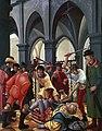 Altdorfer - Martyrdom of St Florian - Národní galerie v Praze.jpg