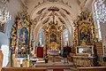 Alte Pfarrkirche Lech am Arlberg, Interior 05.JPG