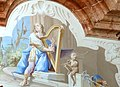 Altenburg Stiftsbibliothek - Fresko Apollo.jpg