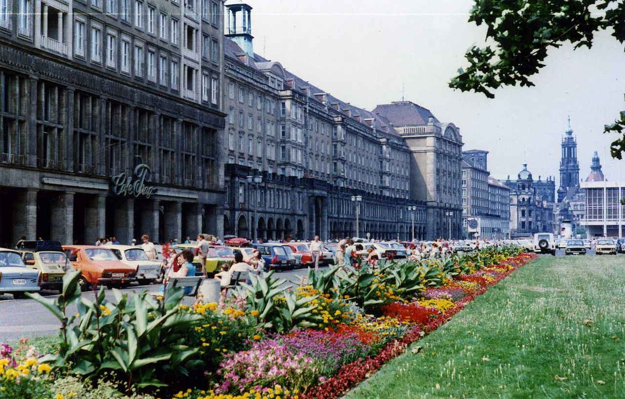 Prager Cafe Dresden