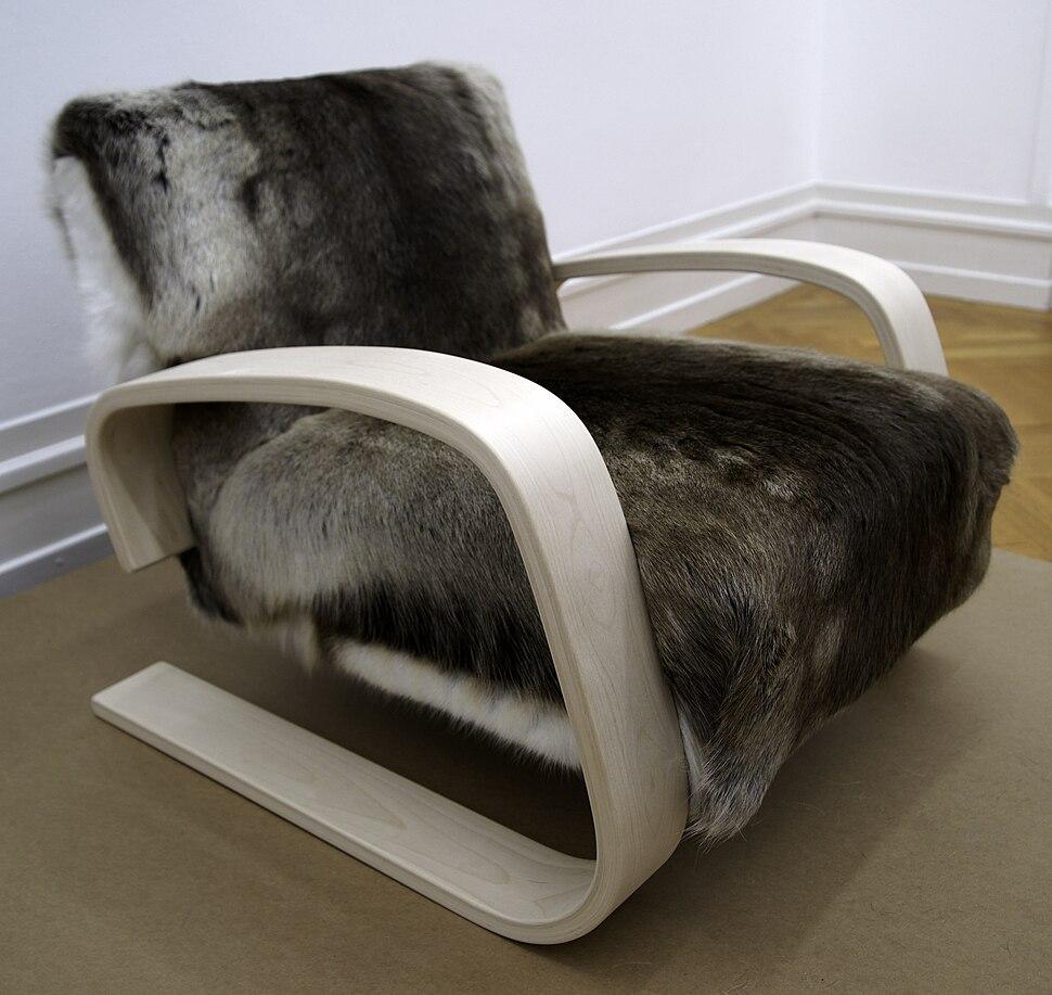 Alvar Alto - Tank Chair (Armchair 400)