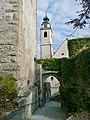 Am Schurkenturm mit Blick zur Stiftskirche - panoramio.jpg