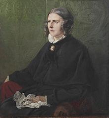 Portrait of Amalie Hassenpflug