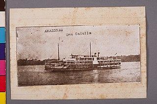 Amazonas - uma Gaiolla
