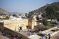 Amber Fort, Jaipur, India (21199626491).jpg