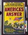 America's answer. The second official United States war picture LCCN93517440.tif