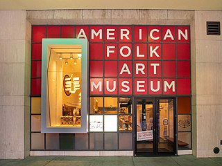 American Folk Art Museum Museum in New York, New York