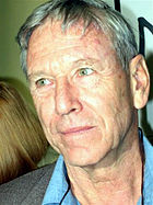 Amos Oz by Kubik