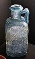 Ampolla de vidre, Lucentum, Museu Arqueològic d'Alacant.JPG