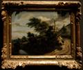 Amsterdam - Rijksmuseum 1885 - The Gallery of Honour (1st Floor) - Sandy Track in the Dunes 1650-55 by Jacob van Ruisdael.png