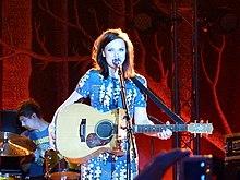 Amy Macdonald nel 2011 all'I EM Music di Emmendingen