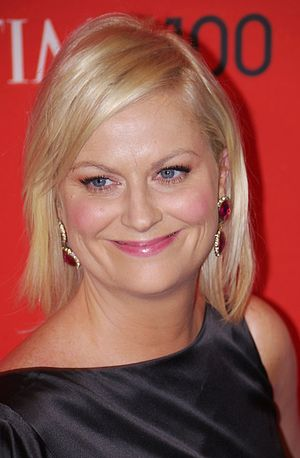 English: Amy Poehler at the 2011 Time 100 gala.