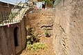 An alley within the Citadel of Erbil, restoration work of 2014, Hawler, Iraqi Kurdistan.jpg