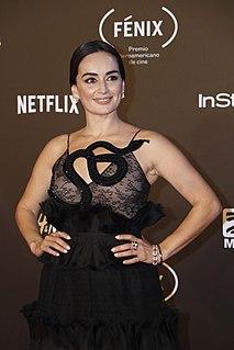 Ana de la Reguera Mexican actress