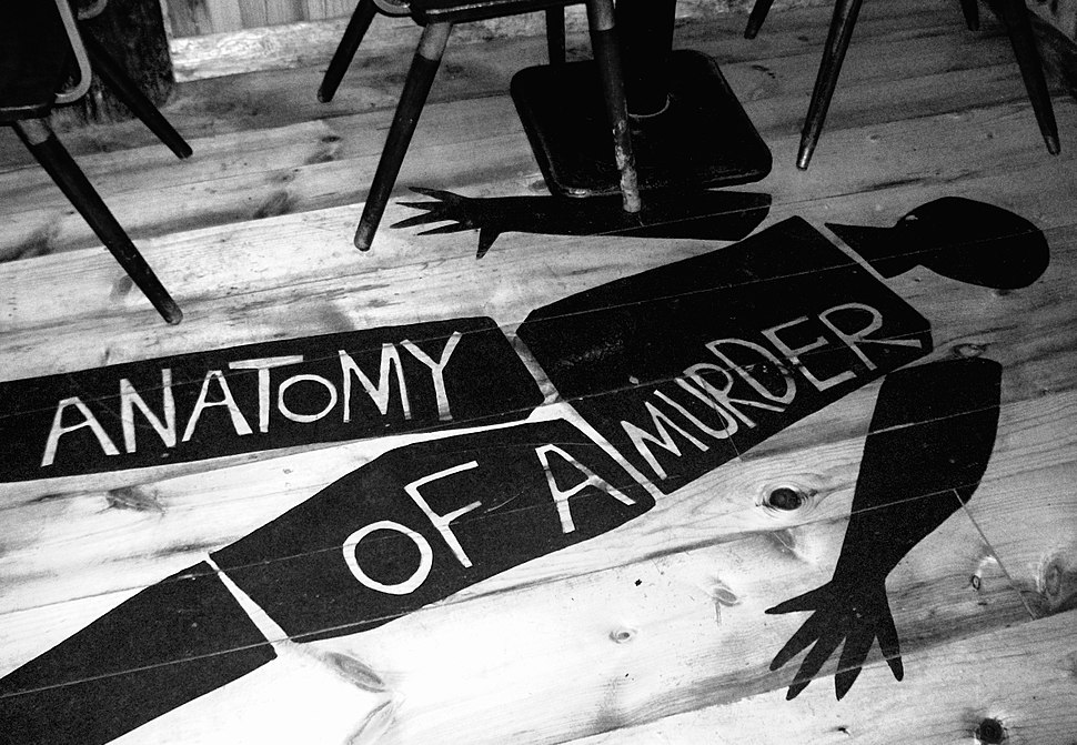 Anatomy of a Murder 2
