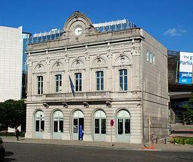 Gare de bruxelles luxembourg wikip dia for Maison moderne luxembourg wikipedia