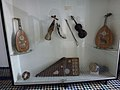 Andalusian musical instruments, museum in Fez, Morrocco (by Xavier Serra).jpg