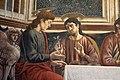 Andrea del castagno, cenacolo di sant'apollonia, 1447, 03.JPG