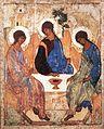 Andrej Rublëv - Holy Trinity - WGA20456.jpg