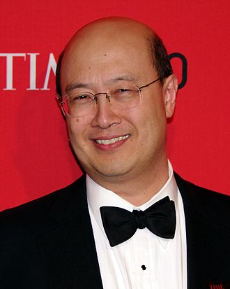 Andrew Lo - Lo at the 2012 Time 100 gala