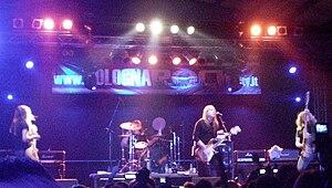 Angel Witch - Angel Witch live 2010