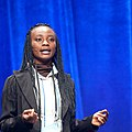 Anne Amuzu - Launch Conference - San Francisco (sq cropped).jpg