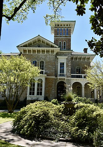 National Register of Historic Places listings in Shelby County, Tennessee - Image: Annesdale