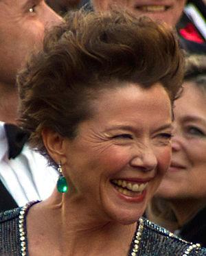 Schauspieler Annette Bening