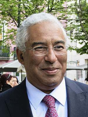 Socialist Party (Portugal) - António Costa, Prime Minister since November 2015 and Secretary-General since 2014.
