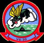 Anti-Submarine Squadron 30 (US Navy) insignia c1984.png