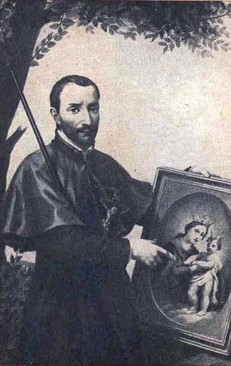 Refugium Peccatorum - Blessed Antonio Baldinucci and his miraculous Refugium Peccatorum Madonna.