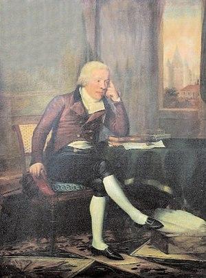 António de Araújo e Azevedo, 1st Count of Barca - Image: Antonio de Azevedo