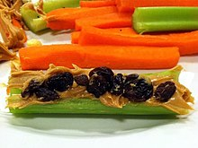 Ants On A Log Wikipedia