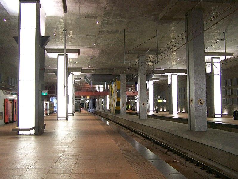 Antwerpen Centraal Station. Antwerp Central Station,