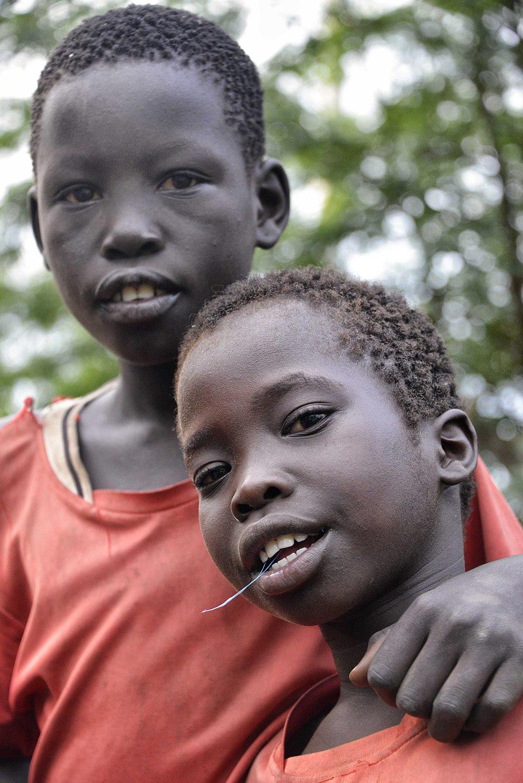 Anuak Boys, Ethiopia (11583018376)