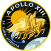 Apollo 13 isignia