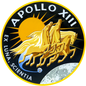 Logo Apollo 13 {{he|הלוגו של אפולו 13}} {{pl|L...