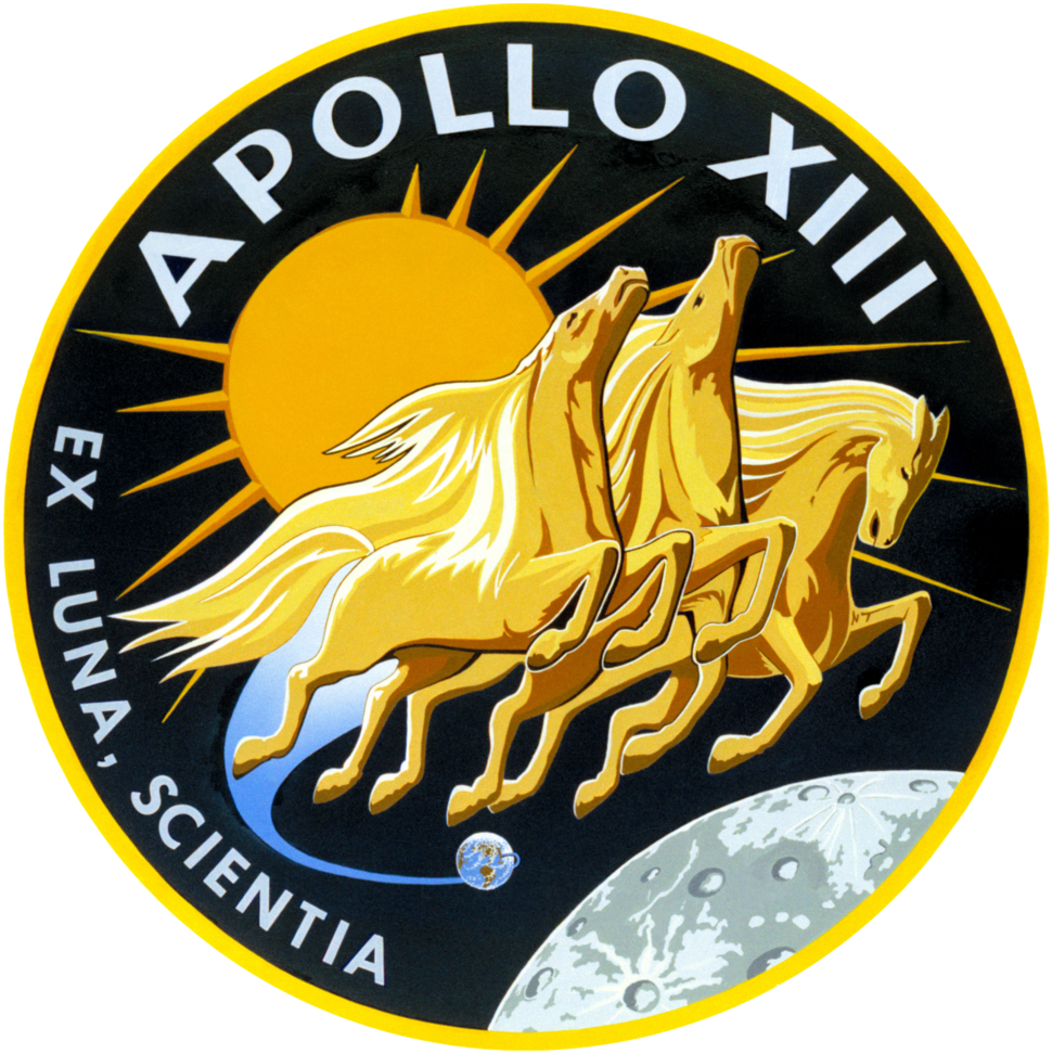 Apollo 13-insignia