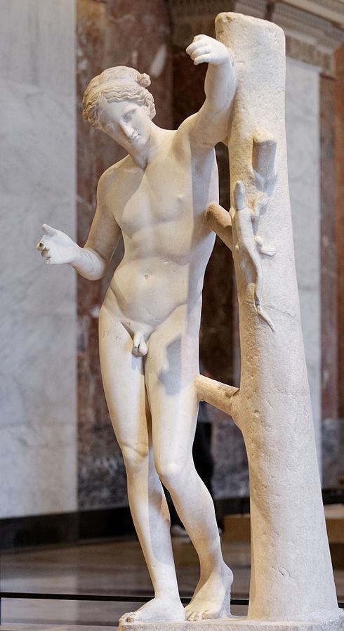 Sauroctonos Borghese