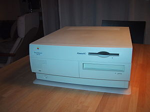 Power Macintosh 7500 - A Power Macintosh 7500/100