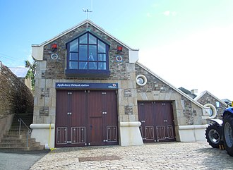 Appledore, Torridge - Appledore Lifeboat Station in 2017