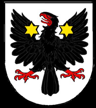 Arboga - Image: Arboga city arms