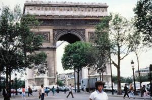 Arc de triomphe 1989