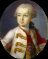 Archduke Ferdinand of Austria-Este, miniature6 - Hofburg.png