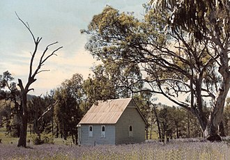 Sackville, New South Wales - A shed in Sackville